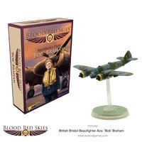 Blood Red Skies: Bristol Beaufighter Ace - 'Bob' Braham