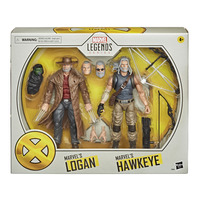 Marvel X-Men: Marvel's Hawkeye and Marvel's Logan
