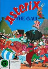 Asterix The Gaul on DVD