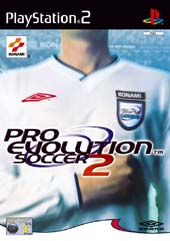 Pro Evolution Soccer 2 for PlayStation 2