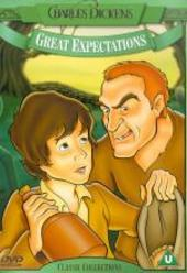 Great Expectations (Charles Dickens) (Animated) on DVD
