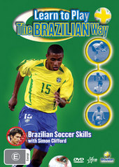Learn To Play The Brazilian Way on DVD