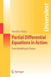 Partial Differential Equations in Action by Sandro Salsa image