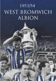 West Bromwich Albion FC 1953/54 by Tony Matthews image