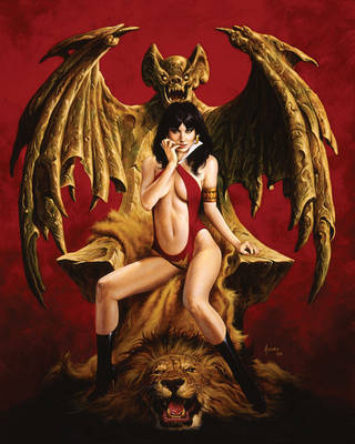 Vampirella Masters Series Volume 4: Visionaries by James Robinson