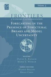 Forecasting in the Presence of Structural Breaks and Model Uncertainty image