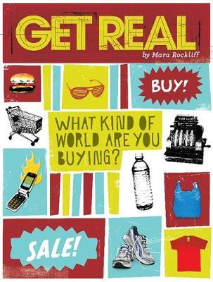 Get Real by Mara Rockliff image