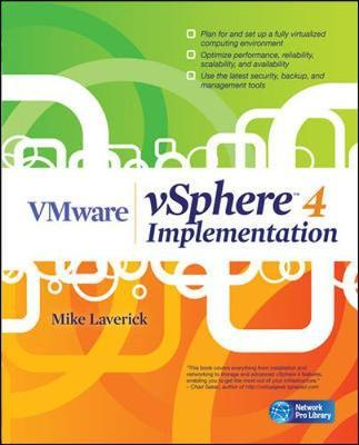 VMware vSphere 4 Implementation by Mike Laverick image