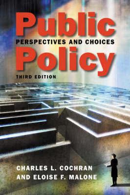 Public Policy by Charles L. Cochran