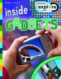 Discovery Inside: Gadgets by Steve Parker image
