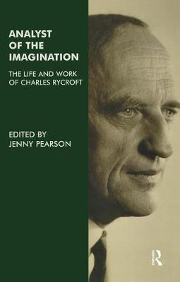 Analyst of the Imagination by Jenny Pearson