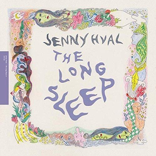 "The Long Sleep 12"" EP by Jenny Hval"