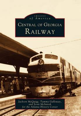 Central of Georgia Railway by Jackson McQuigg