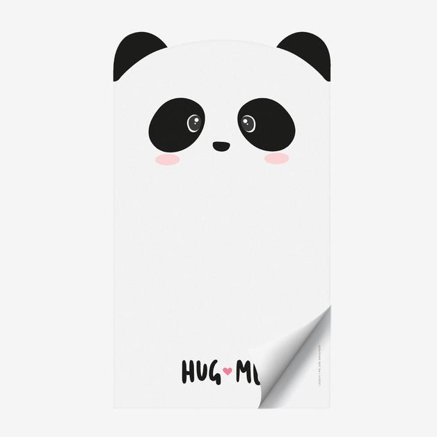 Legami: Paper Thoughts Notepad - Panda
