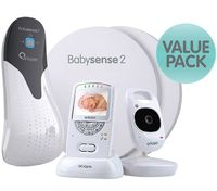 Orimcom Babysense2 With Video