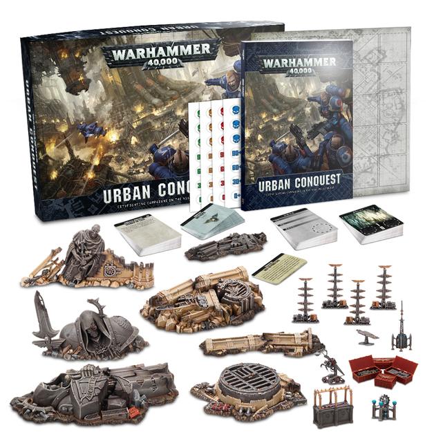 Warhammer 40000 - Urban Conquest