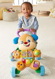Fisher-Price: Laugh & Learn - Learn with Puppy Walker