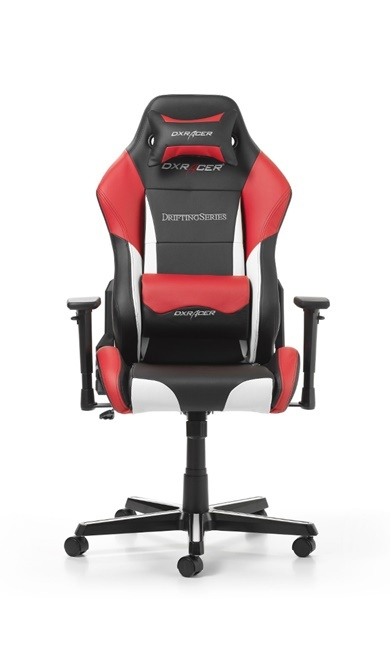 DXRacer Drifting Series DM61 Gaming Chair (Black and Red) for