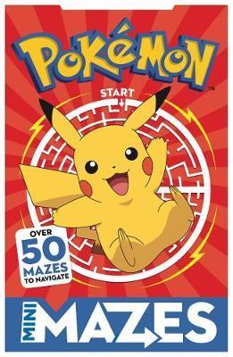 Pokemon Mini Mazes by Pokemon