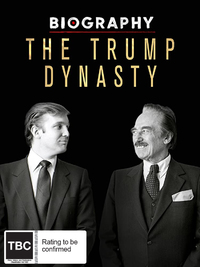 The Trump Dynasty on DVD image