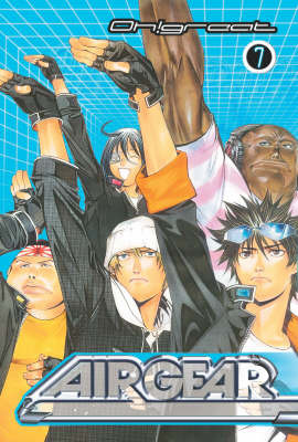 Air Gear volume 7 by Oh Great image