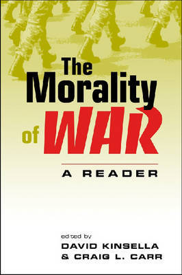 The Morality of War image