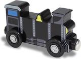 Melissa & Doug: Wooden Magnet Steam Engine Car - 6 Pack