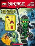Way of the Ghost Activity Book: With Minifigure (Lego Ninjago) by Ameet Studio