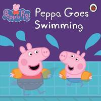 Peppa Goes Swimming by Peppa Pig image