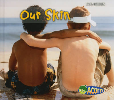 Our Skin by Charlotte Guillain image