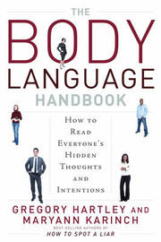 The Body Language Handbook by Gregory Hartley image