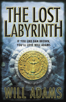 The Lost Labyrinth by Will Adams image
