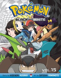 Pokemon Black and White, Vol. 8 by Hidenori Kusaka