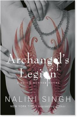 Archangel's Legion by Nalini Singh image
