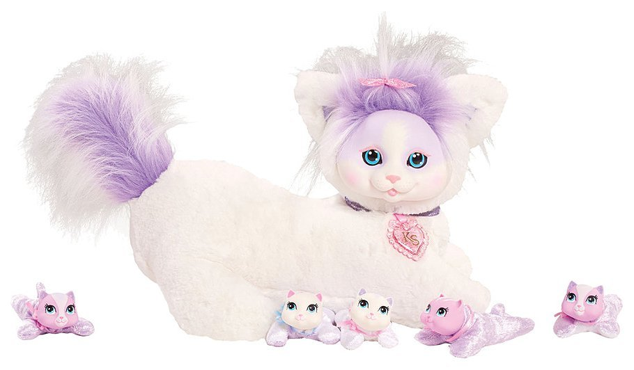 Kitty Surprise Plush - Jilly image
