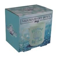 Mermaid Off Duty Mug image