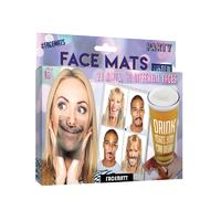 Party Face Mats