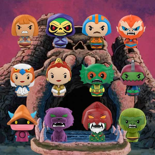 Masters of the Universe Pint Size Heroes Mystery Mini-Figure Skeletor