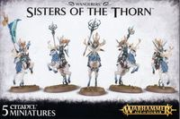 Warhammer Wanderers Sisters of the Thorn