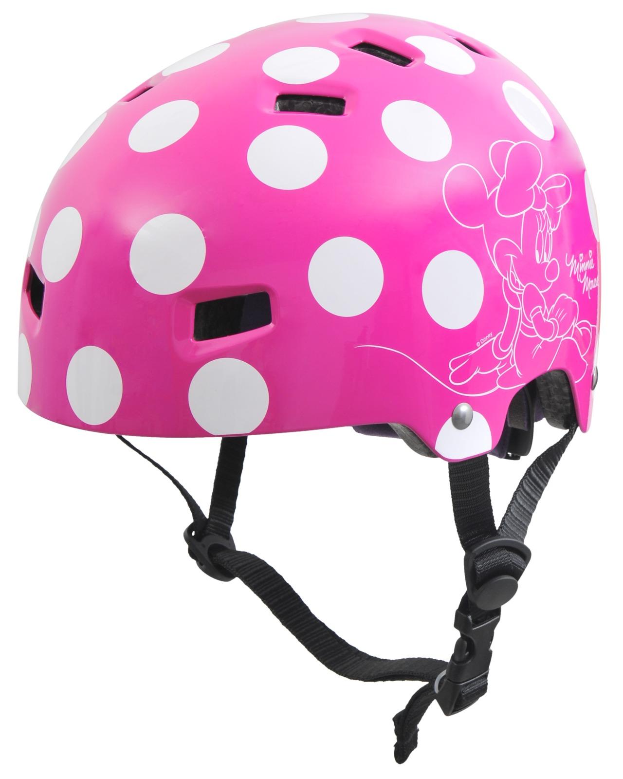 Azur: T35 Multi-Sport Helmet - Minnie Mouse image