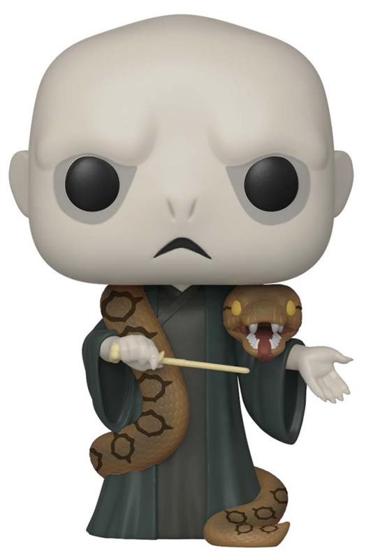 Harry Potter: Voldemort with Nagini - Pop! Vinyl Figure
