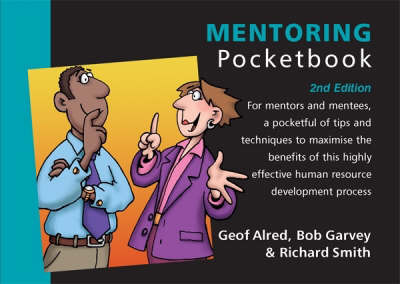 The Mentoring Pocketbook by Geof Alred image