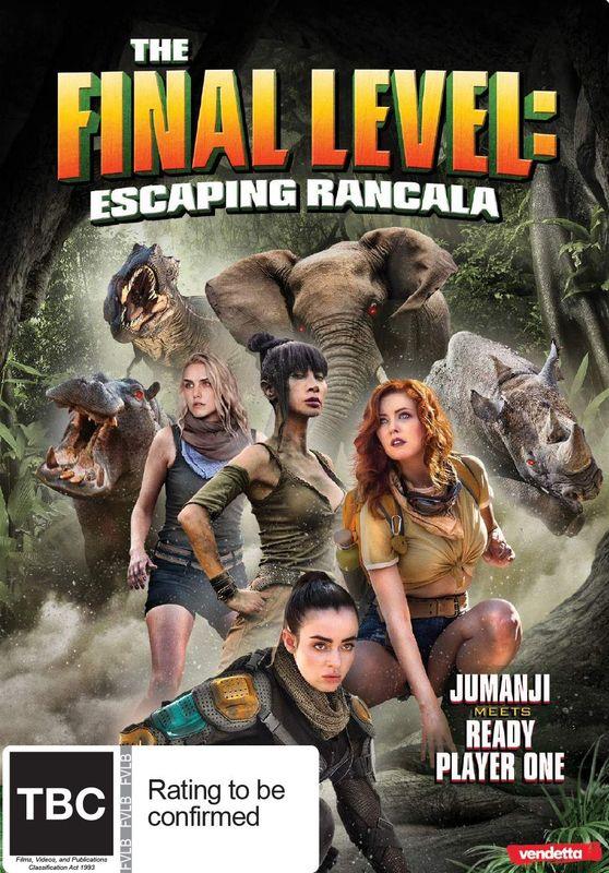 The Final Level: Escaping Rancala on DVD