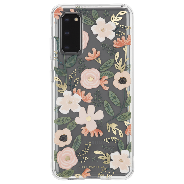 Casemate: Samsung Galaxy S20 Rifle Paper - Wild Flowers