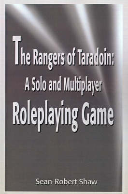 The Rangers of Taradoin by Sean-Robert Shaw image