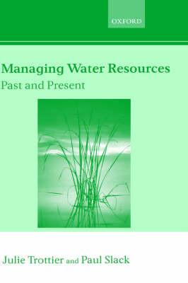 Managing Water Resources, Past and Present image