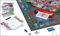 Monopoly Here and Now Electronic UK Edition image