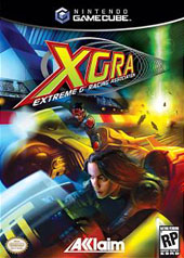 XGRA: Extreme G Racing Association for GameCube