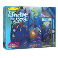 Under the Sea Floor Puzzle - Melissa and Doug