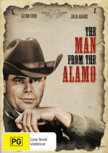The Man From Alamo on DVD